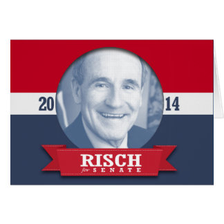 JIM RISCH CAMPAIGN GREETING CARDS