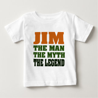 JIM - the Man, the Myth, the Legend! Tshirt