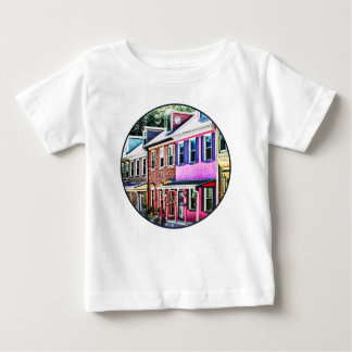 Jim Thorpe Pa - Colorful Street Baby T-Shirt