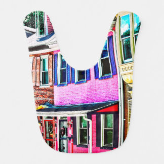 Jim Thorpe Pa - Colorful Street Bib
