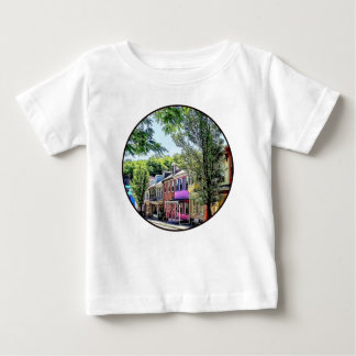 Jim Thorpe PA - Quaint Street Baby T-Shirt