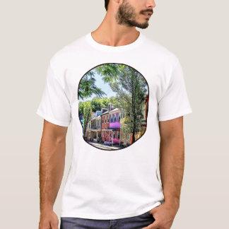 Jim Thorpe PA - Quaint Street T-Shirt