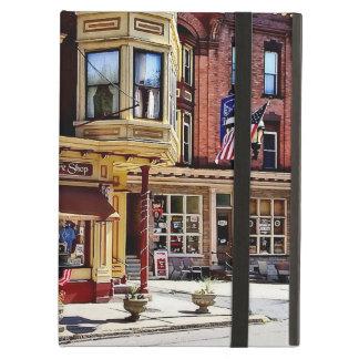 Jim Thorpe Pa - Shops Along Broadway Case For iPad Air