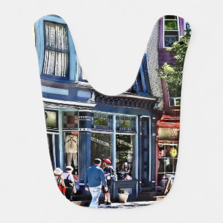 Jim Thorpe Pa - Window Shopping Bib