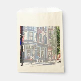 Jim Thorpe Pa - Window Shopping Favour Bag