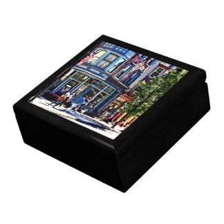 Jim Thorpe Pa - Window Shopping Gift Box