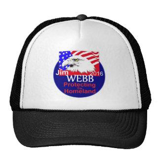 Jim WEBB 2016 Cap