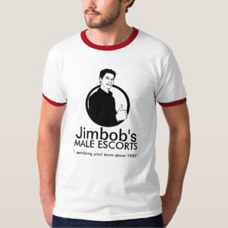 JIMBOB'S MALE ESCORTS T-Shirt