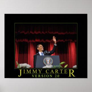 Jimmy Carter 2.0 Poster