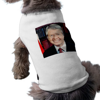 Jimmy Carter 39 Dog Tee Shirt
