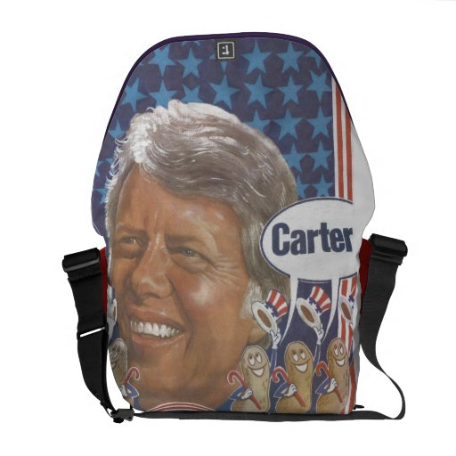 Jimmy Carter '76 Campaign Courier Bag