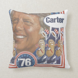 Jimmy Carter '76 Campaign Pillow Cushions