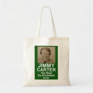 JIMMY CARTER BUDGET TOTE BAG