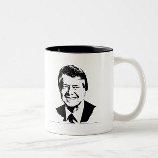 Jimmy Carter Gear Mug