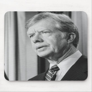 Jimmy Carter Mouse Pads