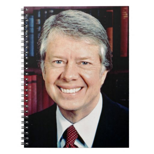 Jimmy Carter Note Books