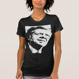 Jimmy Carter silhouette T Shirts