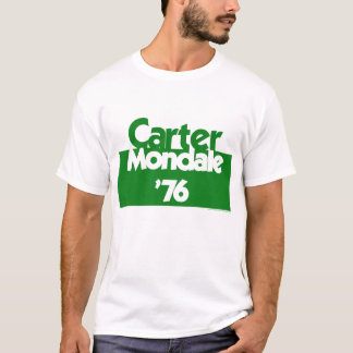 Jimmy Carter-Walter Mondale T-Shirt