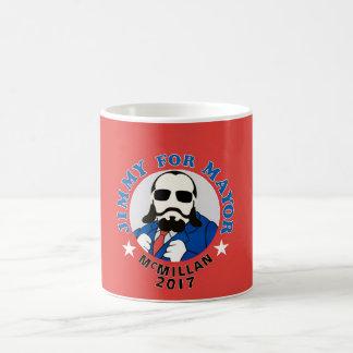 Jimmy McMillan for NYC mayor Coffee Mug