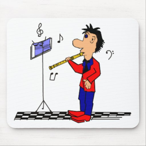 Jimmy Recorder Mousepad