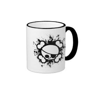 Jimmy Splat Coffee Mugs
