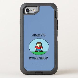 Jimmy's Workshop case