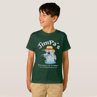 JimPa's Swag Kid's T-Shirt