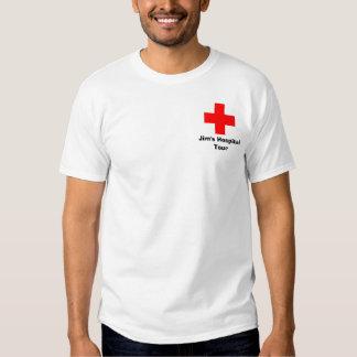 Jim's Hospital Tour,  Tee Shirt