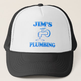 Jim's Plumbing Trucker Hat