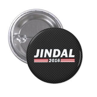 Jindal 2016 (Bobby Jindal) 3 Cm Round Badge