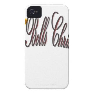Jingel Bells Christmas iPhone 4 Case