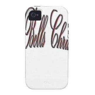 Jingel Bells Christmas Case-Mate iPhone 4 Cover