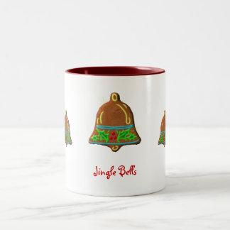 Jingle Bell Holiday Mug