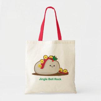 Jingle Bell Rock Budget Tote Bag