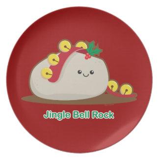 Jingle Bell Rock Plate