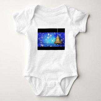 Jingle Bells Baby Bodysuit