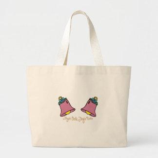 Jingle Bells Canvas Bag
