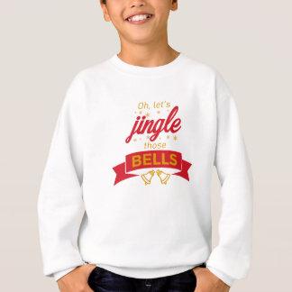 Jingle Bells Christmas Carol Holiday Celebration Sweatshirt