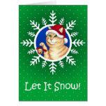 Jingle Cat Cards