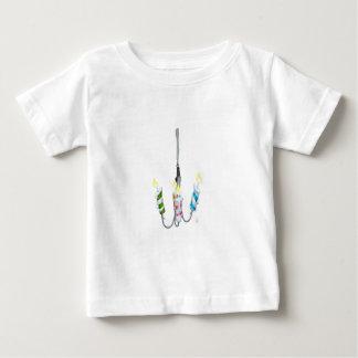 Jingle Jingle Little Gnome Birthday Candle T-Shirt