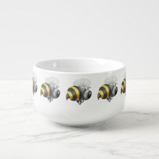 Jingle Jingle Little Gnome Bumble Bee Soup Bowl Soup Mug