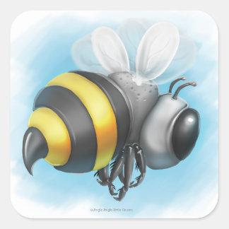 Jingle Jingle Little Gnome Bumble Bee Stickers