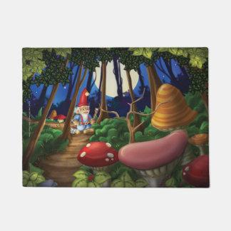 Jingle Jingle Little Gnome Doormat
