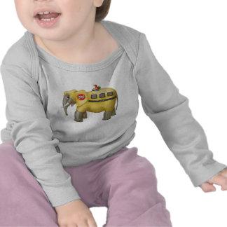 Jingle Jingle Little Gnome Elephant School Shirt
