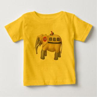 Jingle Jingle Little Gnome Elephant School T-Shirt