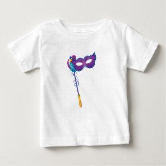 Jingle Jingle Little Gnome Feather Mask T-Shirt