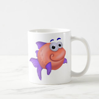 Jingle Jingle Little Gnome Fish Mug