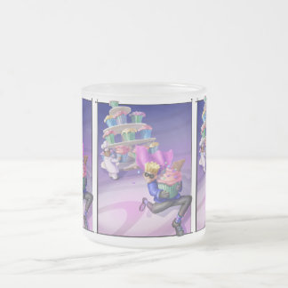 Jingle Jingle Little Gnome Frosted Cupcake Mug