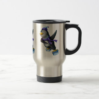 Jingle Jingle Little Gnome Jumbo Penguin Mug