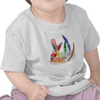 Jingle Jingle Little Gnome Little Artist T-Shirt